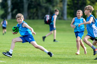 Papamoa Primary Touch Rugby Yr 4